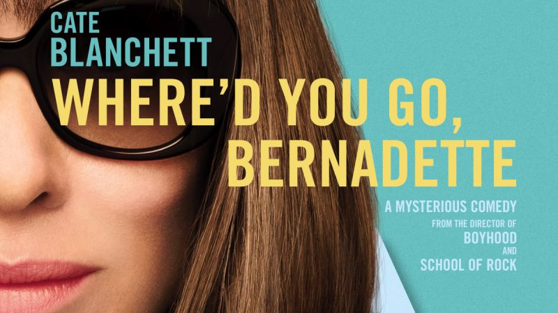Watch the New Trailer for Richard Linklater's Where'd You Go, Bernadette