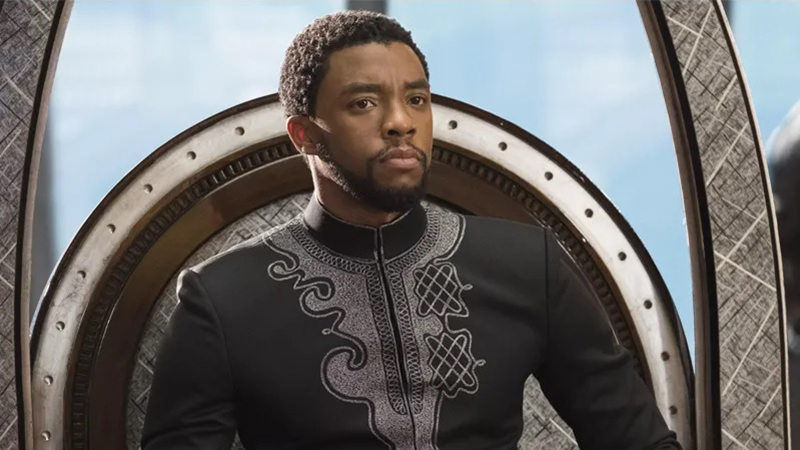 Chadwick Boseman to Play First African Samurai Yasuke