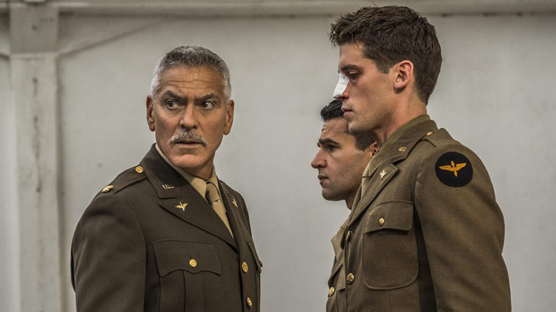Mandatory Streamers: George Clooney Returns to the Small Screen for Catch-22
