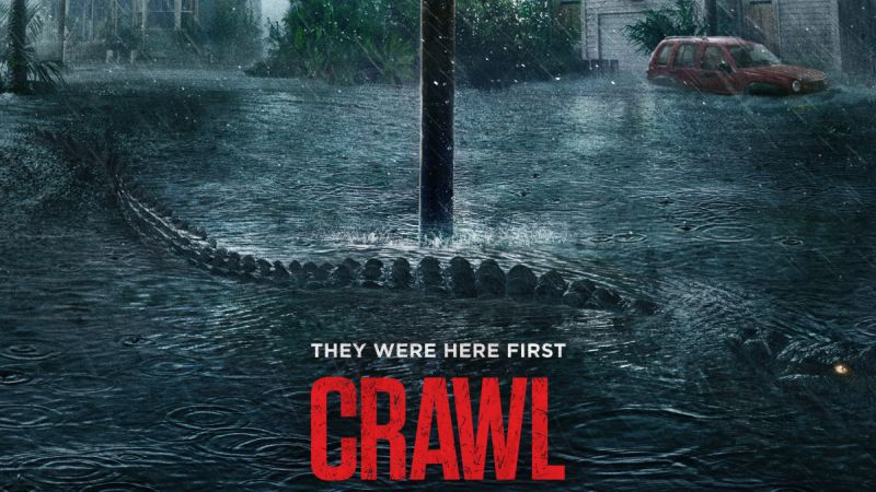 Crawl Trailer: Hurricanes, Alligators, and Floods, Oh My!