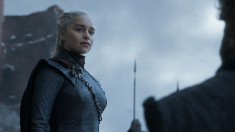 Emilia Clarke Reveals Her Reaction to the Game of Thrones Series Finale