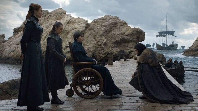 George R.R. Martin Gives Key Updates on the Game of Thrones Prequel
