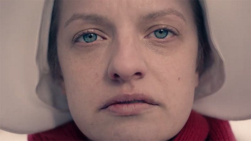 Elisabeth Moss Is Ready for Battle in Handmaid's Tale Season 3 Trailer