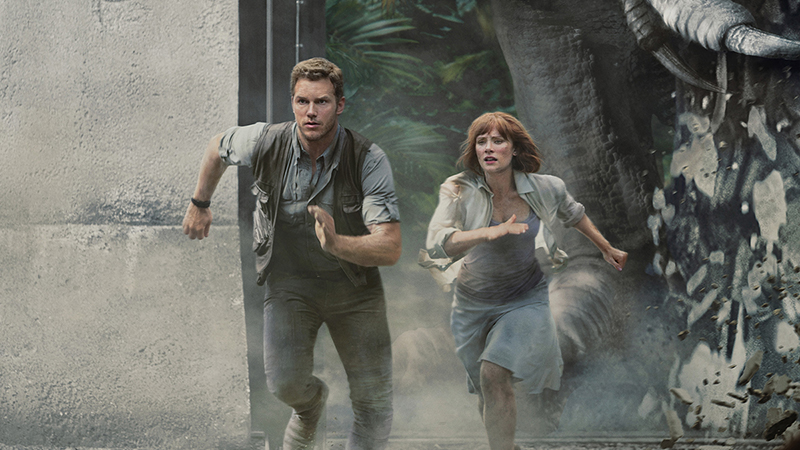 Jurassic World The Ride: Cast Reprise Their Roles for Universal Studios