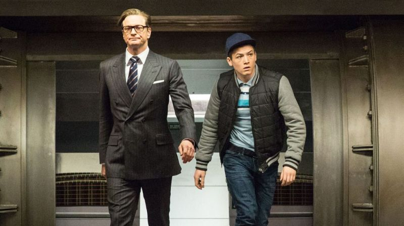 Matthew Vaughn Says Kingsman 3 Will Conclude Eggsy and Harry's Story