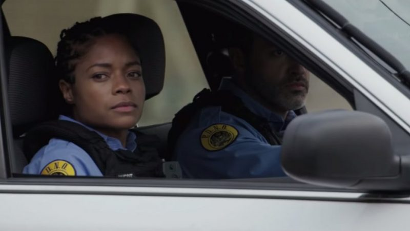 'Black And Blue' Trailer: Naomie Harris Exposes Corrupt Officers In Crime Thriller