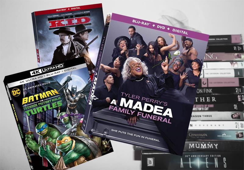 June 4 Blu-ray, Digital and DVD Releases
