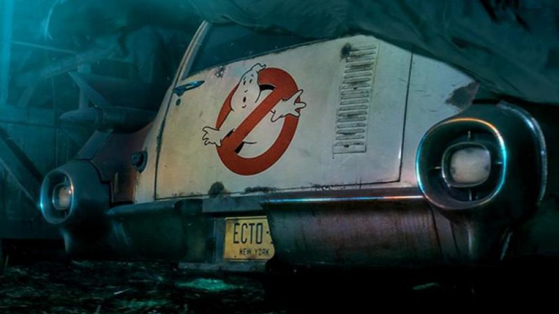 Ghostbusters: Jason Reitman