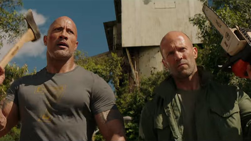 Roman Reigns Nails Spear & Samoan Drop In New Hobbs & Shaw Trailer
