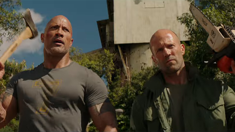 Fast & Furious Presents: Hobbs & Shaw Review - ComingSoon.net thumbnail