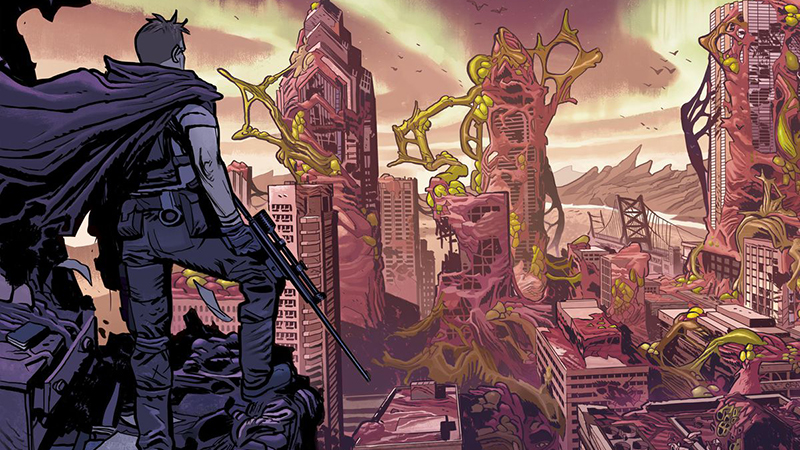 Universal and Skybound Team For Film Adaptation of Oblivion Song