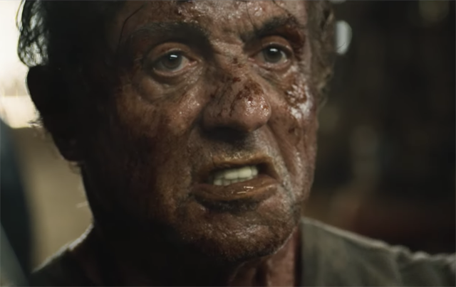 Stallone Up for More Rambo if Last Blood Proves Successful