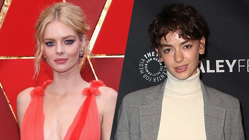 Bill & Ted 3 Casts Samara Weaving, Brigette Lundy-Paine as Bill & Ted's Daughters