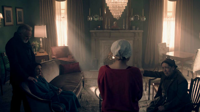 Kylie Jenner throws 'Handmaid's Tale'-themed party, gets slammed by Commander Lawrence