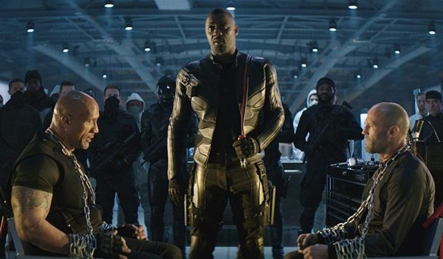 New Hobbs & Shaw TV Spot: Idris Elba Really Is Black Superman