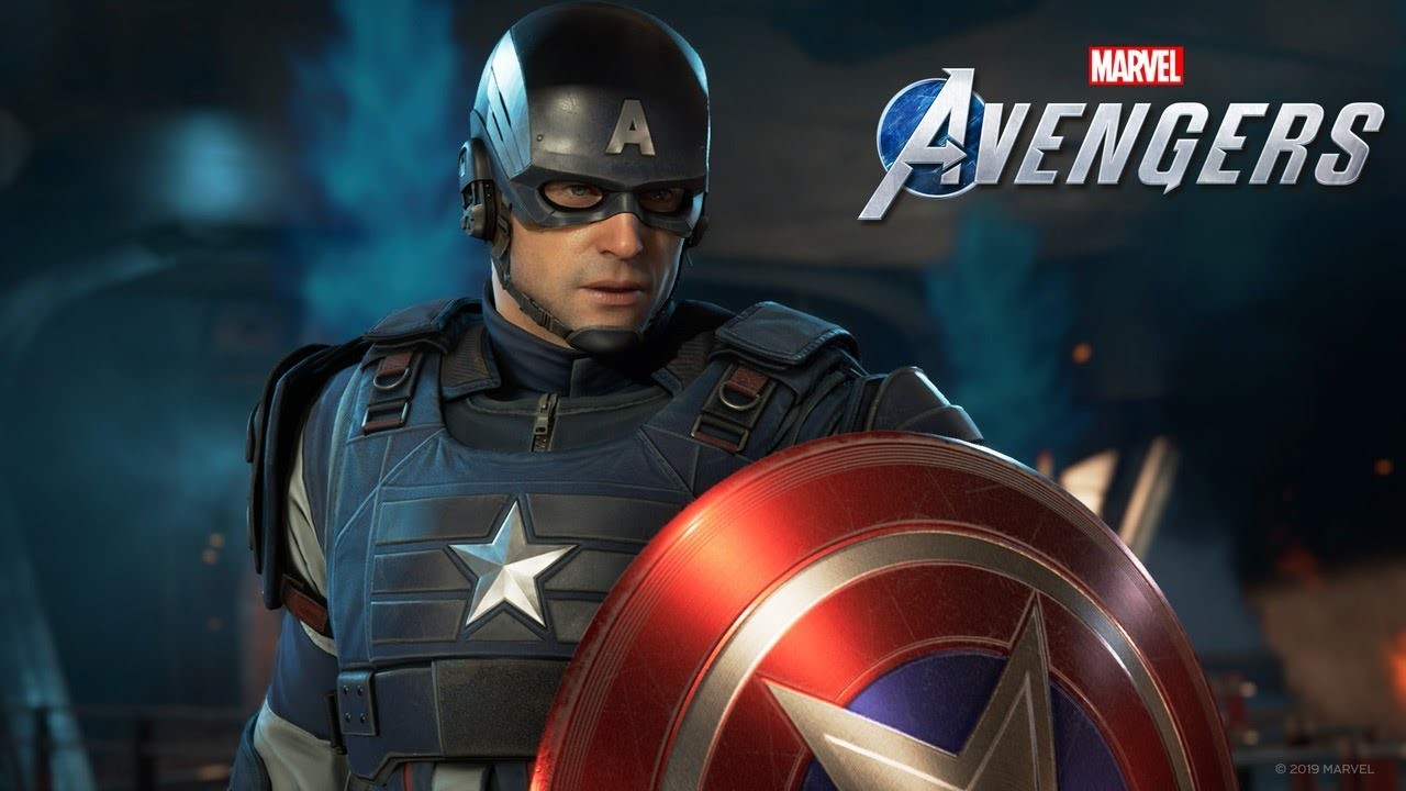 The Marvel's Avengers Game Trailer is Here!