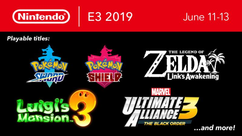 Watch the Nintendo Direct E3 2019 Live Stream Here!