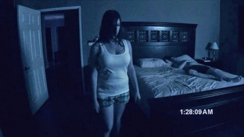New Paranormal Activity Movie In Development At Paramount