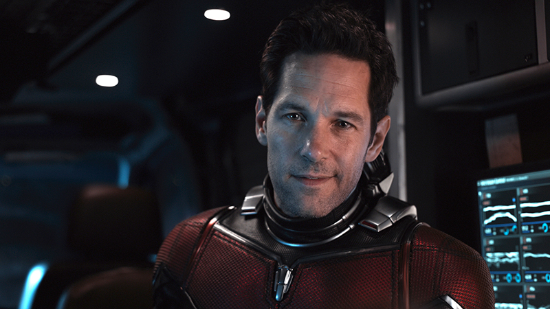 PAUL RUDD Joins GHOSTBUSTERS Revival