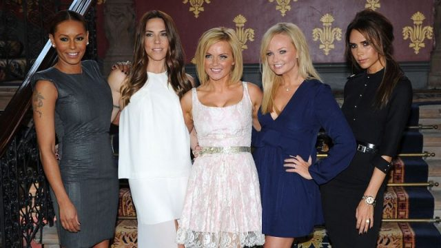 Spice Girls to become superheroes in animated movie