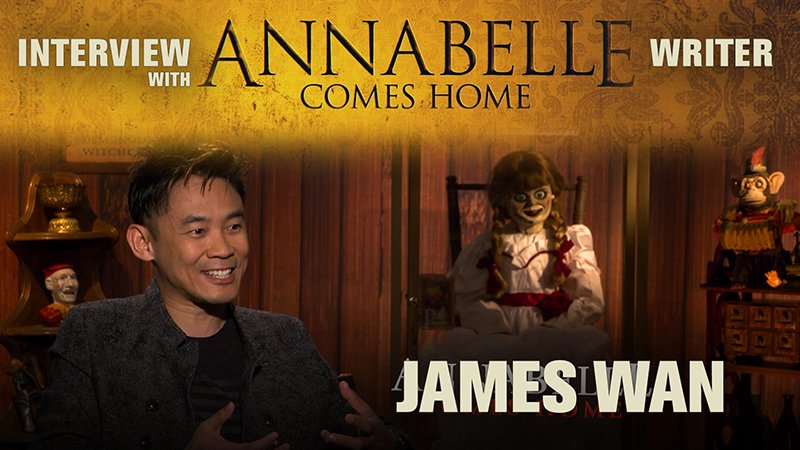 Annabelle Comes Home for another round of effective house-of-horrors fun