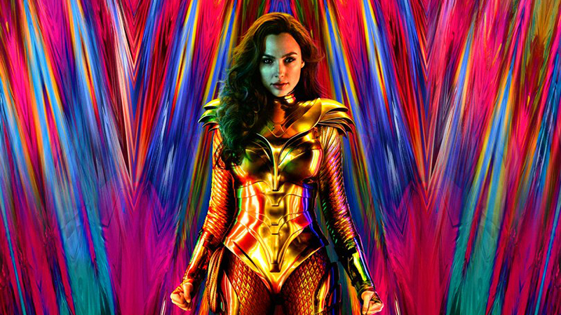 Director Patty Jenkins Reveals New Wonder Woman 1984 Poster