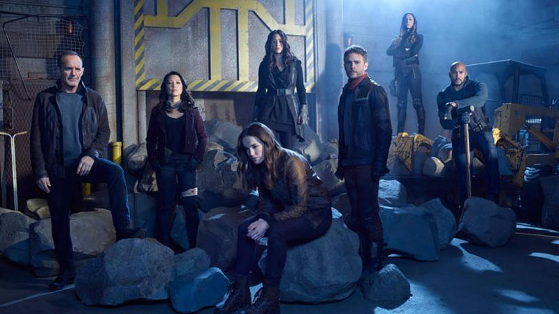 MARVEL'S AGENTS OF SHIELD To Conclude After Seven Seasons on ABC