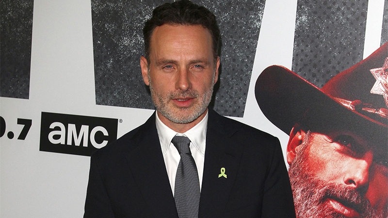 Andrew Lincoln Set to Star Alongside Naomi Watts in Penguin Bloom