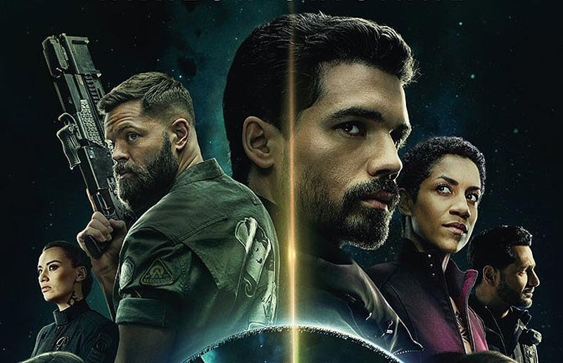 Comic-Con: The Expanse Season 4 Poster Arrives
