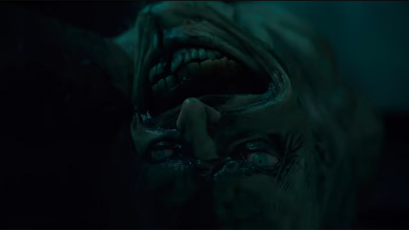 The Jangly Man is Here in New Scary Stories to Tell in the Dark Trailer