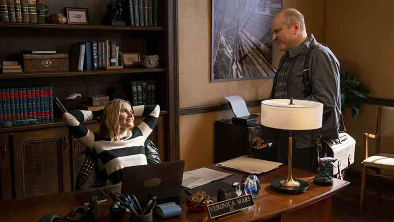 Veronica Mars revival drops on Hulu a week ahead of schedule
