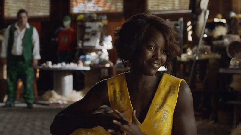 Lupita Nyong'o stars in trailer for zombie comedy 'Little Monsters'