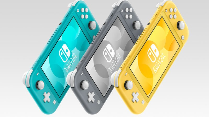 Nintendo Returns to Handheld Gaming with Nintendo Switch Lite