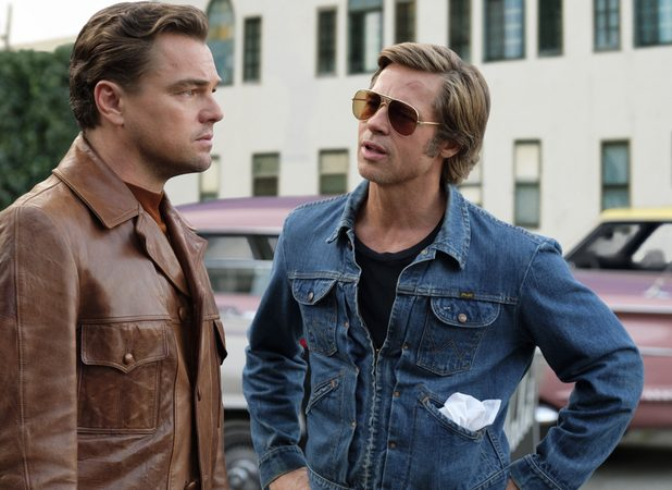 Once Upon a Time in Hollywood Returning to Theaters With New Footage