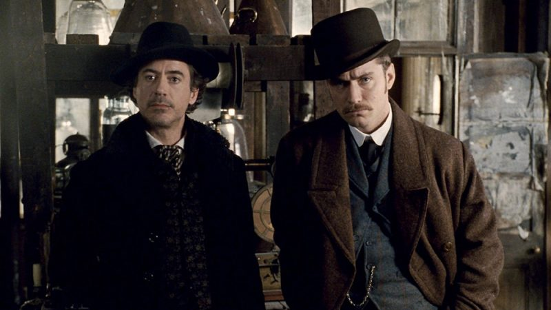 'Rocketman' Director To Take On 'Sherlock Holmes 3'