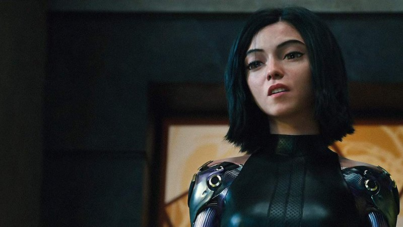 Alita: Battle Angel Star Rosa Salazar Wants to Play Alita Until Her 'Last Breath'