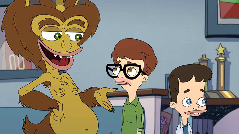 Big Mouth: Netflix Renews Adult Animated Series for Three More Seasons!