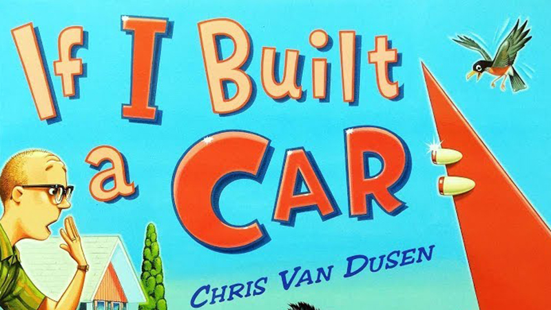 If I Built Book Series Being Adapted for Film by Greg Silverman's Stampede