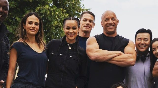 Image result for Fast & Furious 9