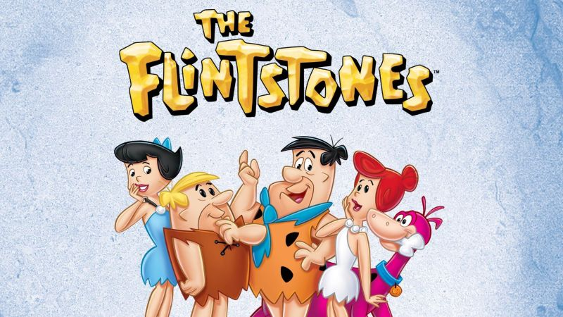 New Primetime FLINTSTONES Cartoon in Development with ELIZABETH BANKS