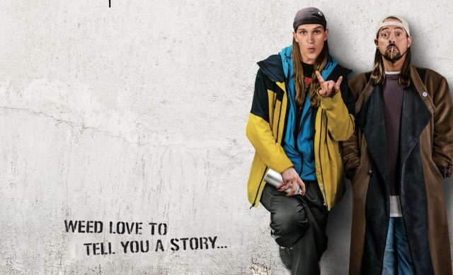 The Jay and Silent Bob Reboot Trailer Hits Early!