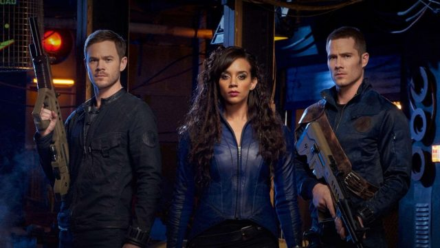The Space Bounty Hunting Trio Returns in Killjoys Final Season Promos