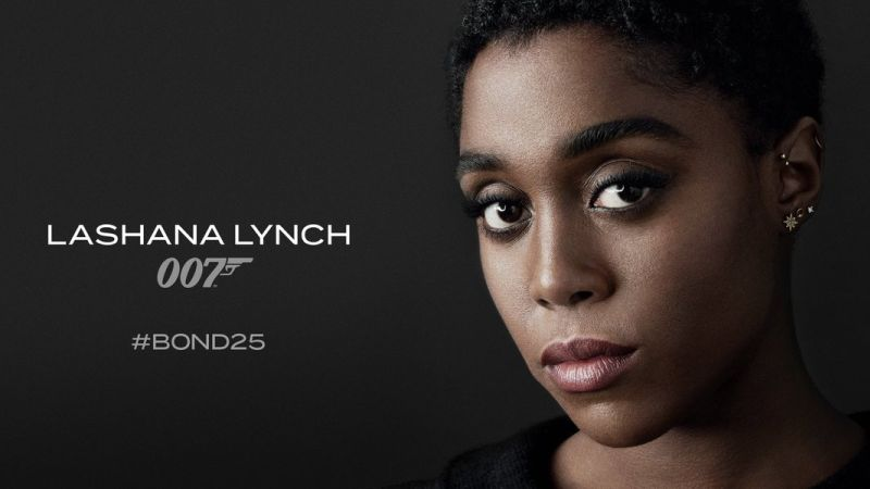 RUMOR: Bond 25 Will Pass on the 007 Codename to Lashana Lynch