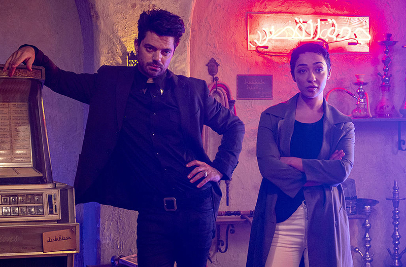Comic-Con: Preacher Final Season Trailer Released