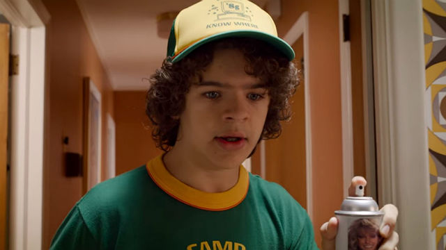 Here's where to buy Hopper's shirt from Stranger Things 3
