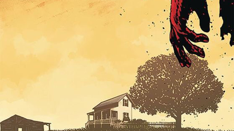 'The Walking Dead' Comic Book Ends This Week With 193