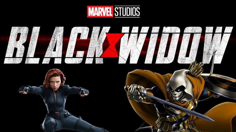 Comic-Con: Black Widow Footage Description, Taskmaster Confirmed