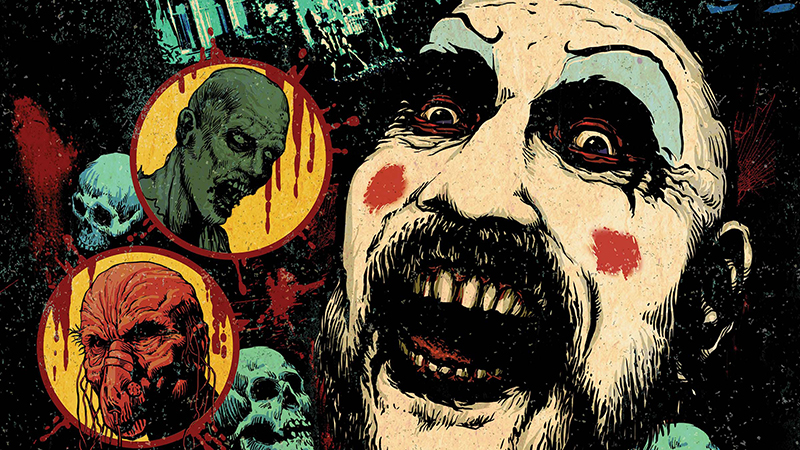 Rob Zombie's House of 1000 Corpses Coming to Halloween Horror Nights