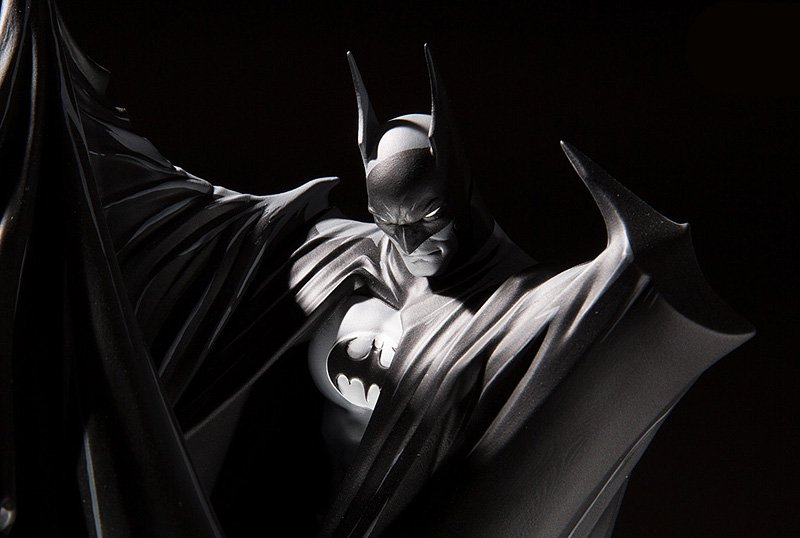 DC Collectibles' Jim Fletcher on the McFarlane Batman Statue