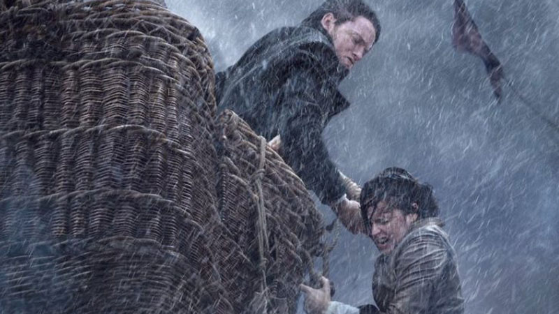 Eddie Redmayne and Felicity Jones star in first trailer for 'The Aeronauts'